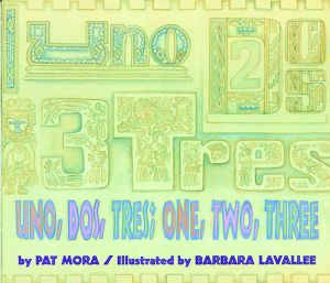 UNO, DOS, TRES; ONE, TWO, THREE