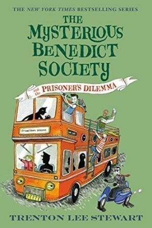 MYSTERIOUS BENEDICT SOCIETY AND PRISONER'S DILEMMA