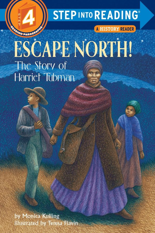 ESCAPE NORTH STORY HARRIET TUBMAN