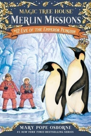 EVE OF THE EMPEROR PENGUINS