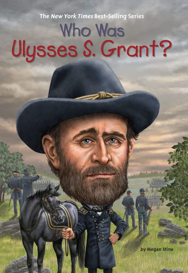 WHO WAS ULYSSES S GRANT