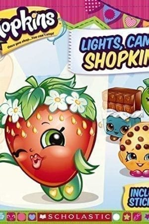 LIGHTS, CAMERA, SHOPKINS!
