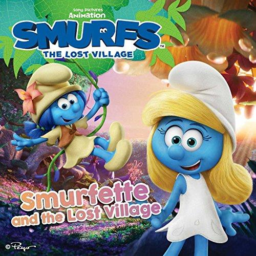 SMURFETTE AND THE LOST VILLAGE