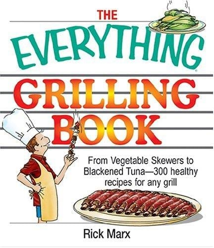Everything Grilling Cookbook