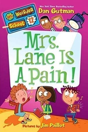 MRS. LANE IS A PAIN