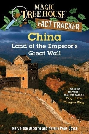 CHINA:LAND OF THE EMPEROR'S GREAT WALL