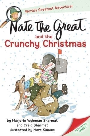 NATE THE GREAT AND THE CRUNCHY CHRISTMAS