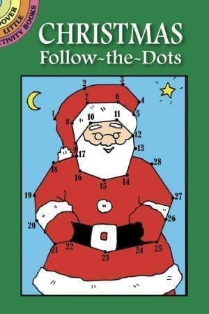 Christmas Follow-the-Dots