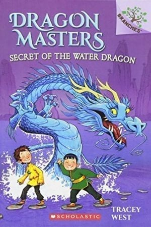 SECRET OF THE WATER DRAGON