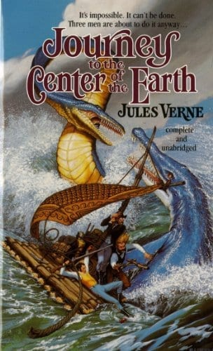 Journey to the Center of the Earth