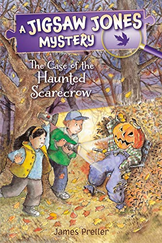 CASE OF THE HAUNTED SCARECROW