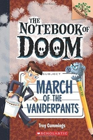 MARCH OF THE VANDERPANTS