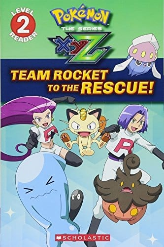 TEAM ROCKET TO THE RESCUE