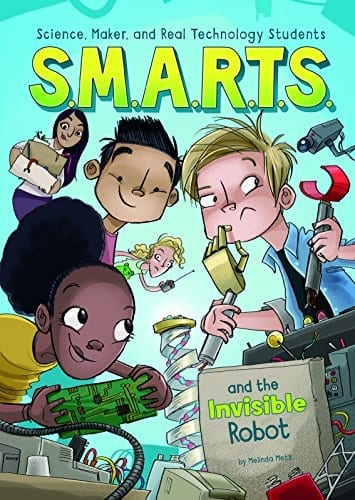 S.M.A.R.T.S. AND THE INVISIBLE ROBOT