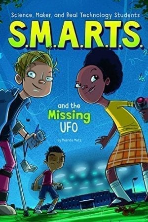 S.M.A.R.T.S. AND THE MISSING UFO