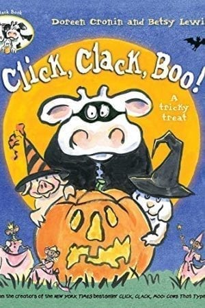 CLICK, CLACK BOO:  A TRICKY TREAT