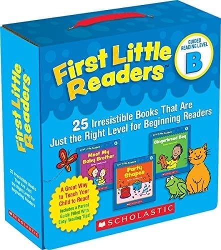 FIRST LITLE READERS LEVEL B