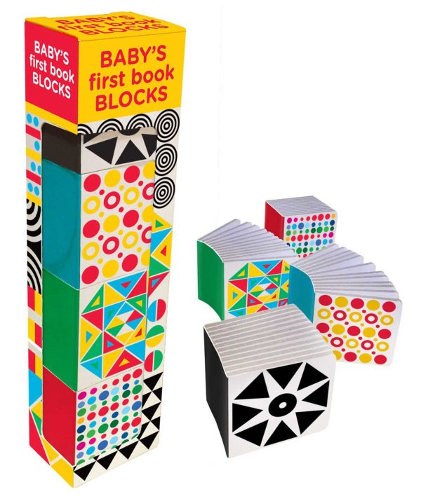 BABY,S FIRST BOOK BLOCKS